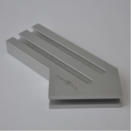 Клюшка - шаблон для соединений столешниц. (Алюминий)